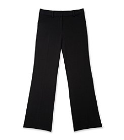 Amy Byer Girls' 7-16 Plus Black Pants