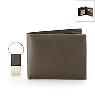 Calvin Klein Men's Passcase with Key Fob