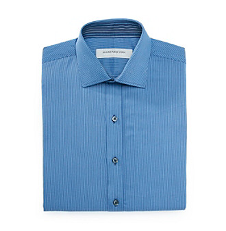 Marc New York Andrew Marc® Men's Blue Stripe Dress Shirt
