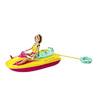 Mattel® Barbie® Sisters Wave Ride with Stacie Doll