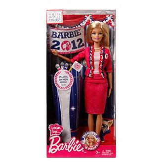 Mattel® Barbie® I Can Be President Doll