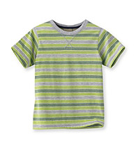Ruff Hewn Boys' 2T-7 Striped Short Sleeve Tee