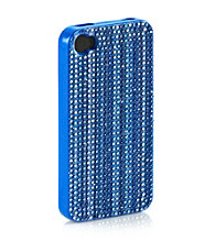 Greene + Gray™ Striped Rhinestone iPhone® Cover