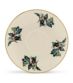 Lenox® Winter Greetings® Tea Saucer