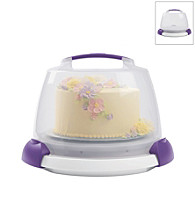 Wilton Bakeware Decorate Smart Ultimate Trim-N-Turn Cake Caddy