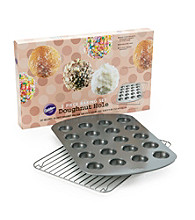 Wilton 2-Piece Doughnut Hole Baking Set