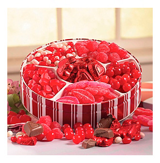 Swiss Colony® Valentine Candy Tin