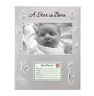 Malden A Star is Born Baby Frame
