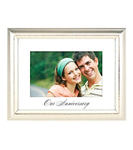 Malden Our Anniversary Matted Frame