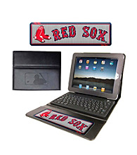 TNT Media Group Boston Red Sox Executive iPad Case with Keyboard