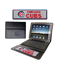 TNT Media Group Chicago Cubs Executive iPad Case with Keyboard