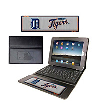 TNT Media Group Detroit Tigers Executive iPad Case with Keyboard
