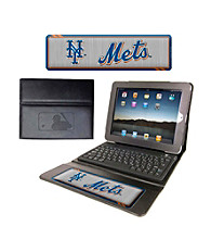 TNT Media Group New York Mets Executive iPad Case with Keyboard