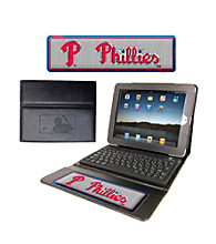 TNT Media Group Philadelphia Phillies Executive iPad Case with Keyboard