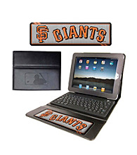 TNT Media Group San Francisco Giants Executive iPad Case with Keyboard