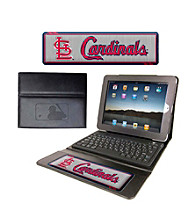 TNT Media Group St. Louis Cardinals Executive iPad Case with Keyboard