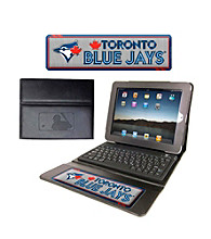 TNT Media Group Toronto Blue Jays Executive iPad Case with Keyboard