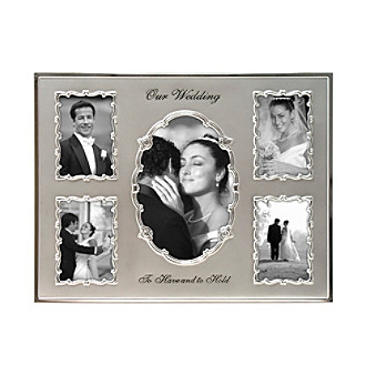 Malden 5-Opening Wedding Collage Frame