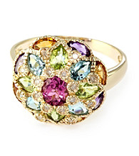 Effy® Multi Semi-Precious Ring