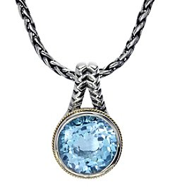 Effy® Blue Topaz Necklace