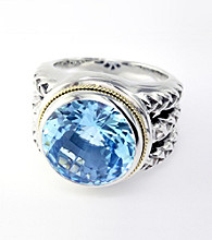 Effy® Blue Topaz Ring