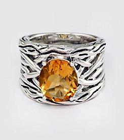 Effy® Citrine Ring