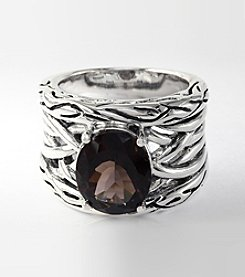 Effy® Smoky Quartz Ring