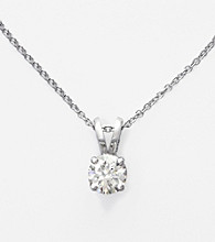 Effy® Diamond Pendant Necklace