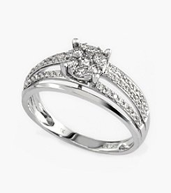 Effy® 0.49 Ct. T.W. Diamond Ring