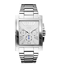 Guess Silver Classic Dress Watch