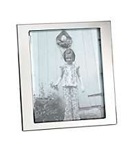 Towle® 8x10 Thick Glass Mirror Border Photo Frame