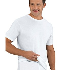 Jockey® Men's Classics Tall Man 2-Pack Crew Neck
