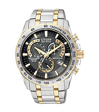 Citizen® Men's Stainless Steel Eco Drive Watch