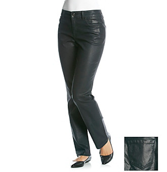 Bandolino® Samantha Black Coated Jean