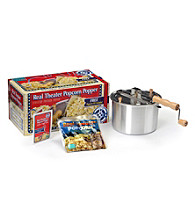 Wabash Valley Farms Theater Corn Popper with Popcorn Popping Kit
