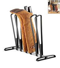 LivingQuarters 3-Pair Boot Rack