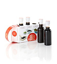 Modern Gourmet Infused Soy Sauces