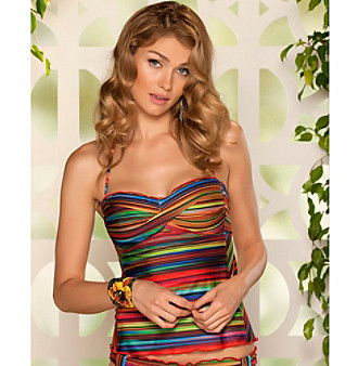 "Becca® ""South Of The Border"" Tankini Top"