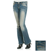 Vanilla Star® Juniors' Bling Bootcut Jeans