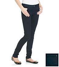 Celebrity Pink Juniors' Dark Skinny Jeans