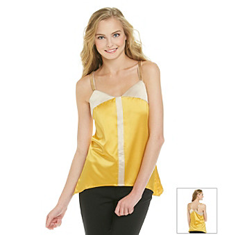 XOXO® Juniors' Colorblock Cami