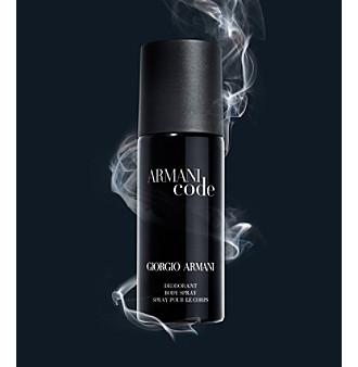 Giorgio Armani® Code Men's Body Spray