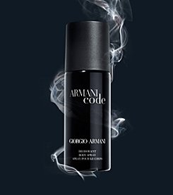Giorgio Armani® Code Men's Body Spray