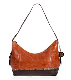 The Sak® Kendra Brown Snake Print Hobo