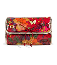 sakroots™by The Sak® Scarlet Flower Power Foldover Hanging Organizer