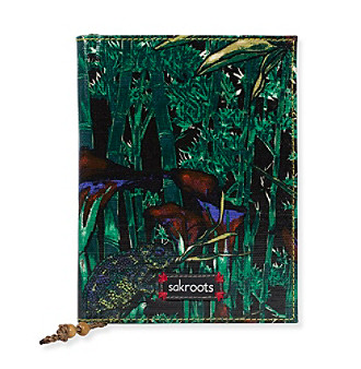 sakroots™ by The Sak® Emerald Bambu Artist Circle Journal