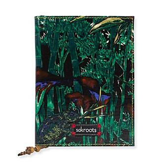 sakroots™ by The Sak® Emerald Bambu Artist Circle Journal