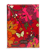 sakroots™ by The Sak Scarlet Flower Power Artist Circle Journal