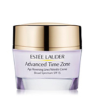 Estee Lauder Advanced Time Zone Age Reversing Line/Wrinkle Creme Broad Spectrum SPF 15