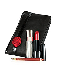 Lancome® Glamourous in Red Lip Set
